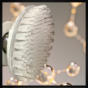 massage brush replacement tip for skin vibro